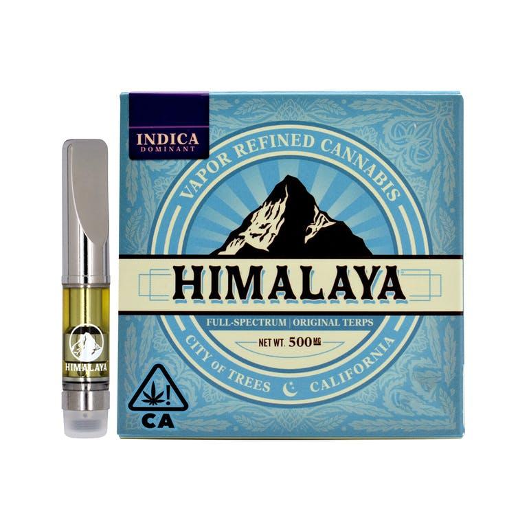 HIMALAYA - BLACKBERRY KUSH 500MG
