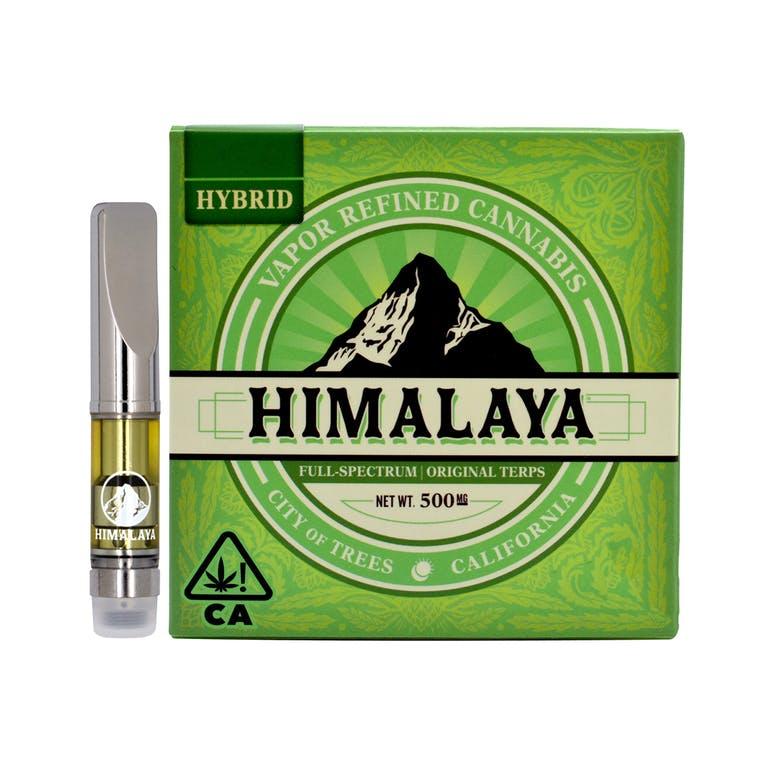 HIMALAYA - CHOCOLATE HASHBERRY 500MG